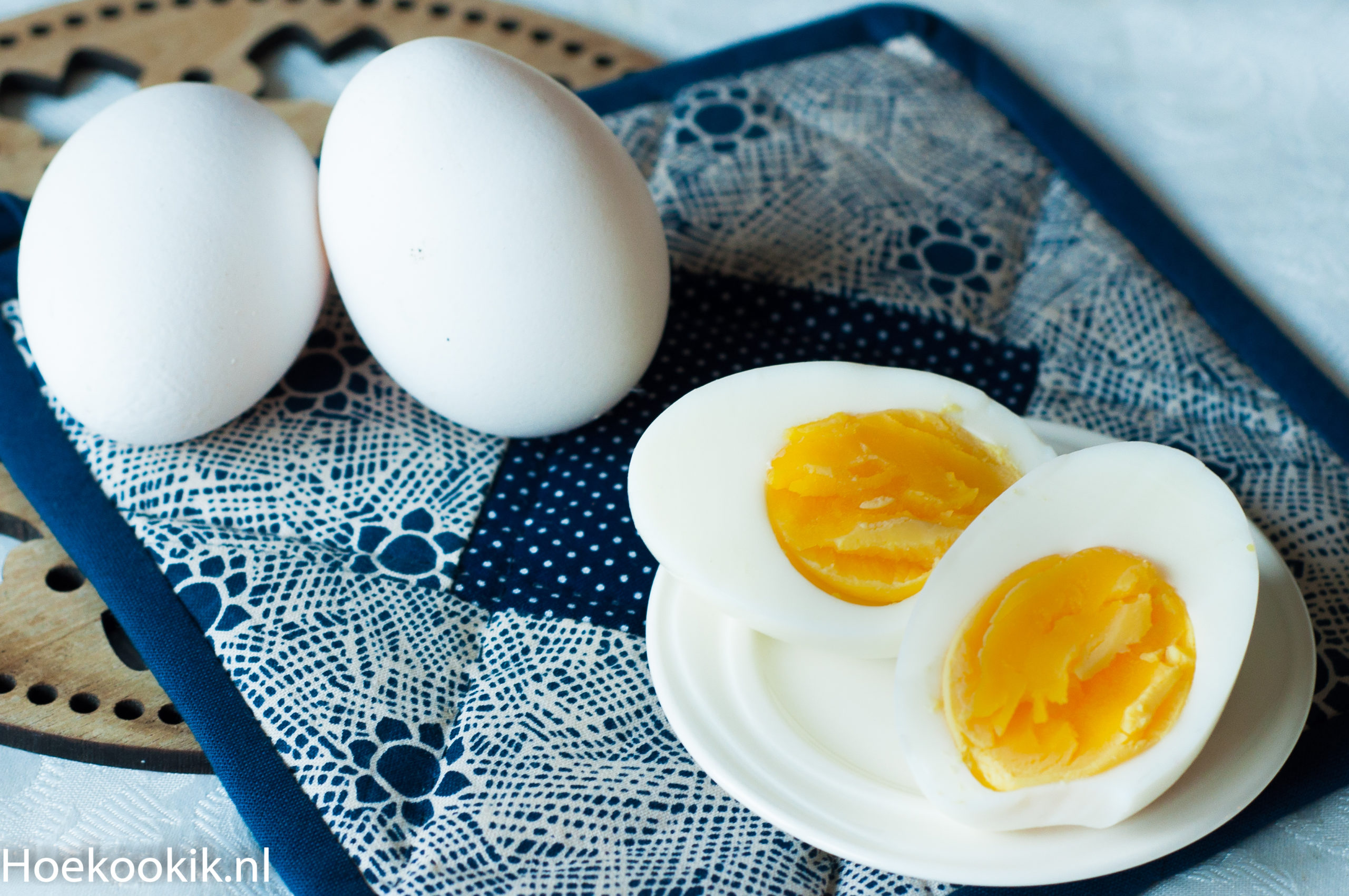 Eieren koken, zo wordt het een eitje.