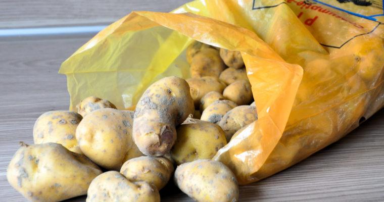 Aardappelen, kooktypes en soorten.
