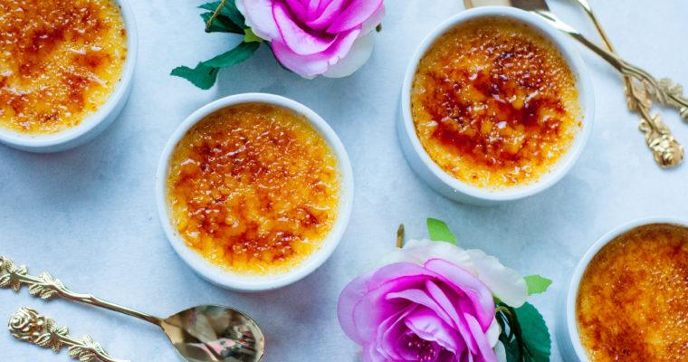 Crème Brûlée het basisrecept met maar 5 ingrediënten